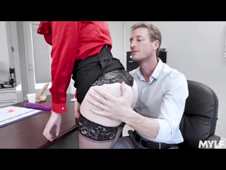 Lauren Phillips - Selling Sex 101 [All Sex, Big Ass, Doggystyle, Facial, Office, Big Tits, Milf, Cum In Mouth]