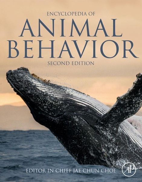Encyclopedia of Animal Behavior, Volumes I-IV by Jae Chun Choe