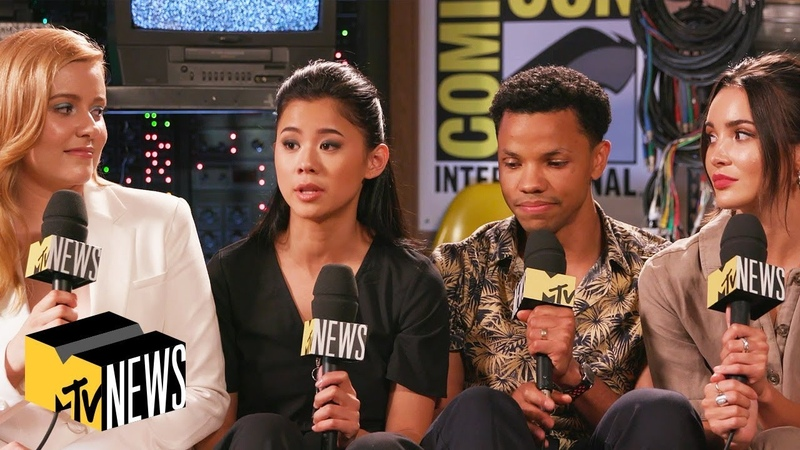 Nancy Drew Cast Talks Romance Mystery On New CW Series | MTV News