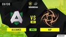 Alliance vs NIP (Игра 2)   BO3   ESL One Birmingham 2020