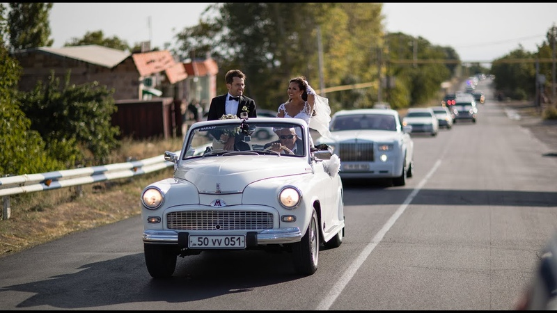The Wedding of Levon Aronyan and Arianne Caoili