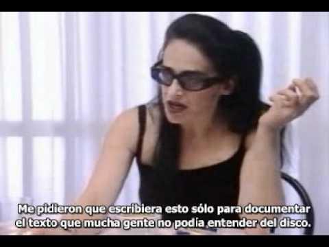 Entrevista a Diamanda Galás (traducción)