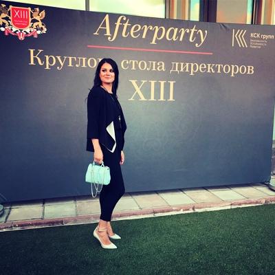 Ирина Белозёрова
