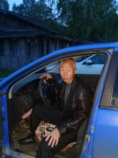 Сергей, 45, Turinsk
