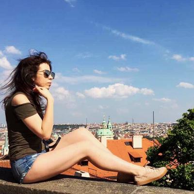 катя сидоренко фото