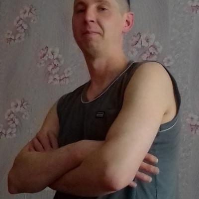 Костя, 40, Krasnokamsk