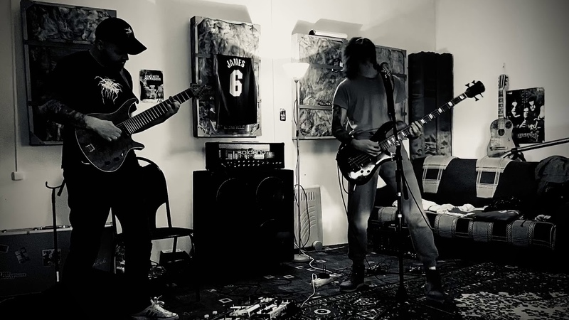 Crust Mother New Version Rehearsal