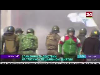 Лукашенко показали, как правильно разгонять уличные протесты