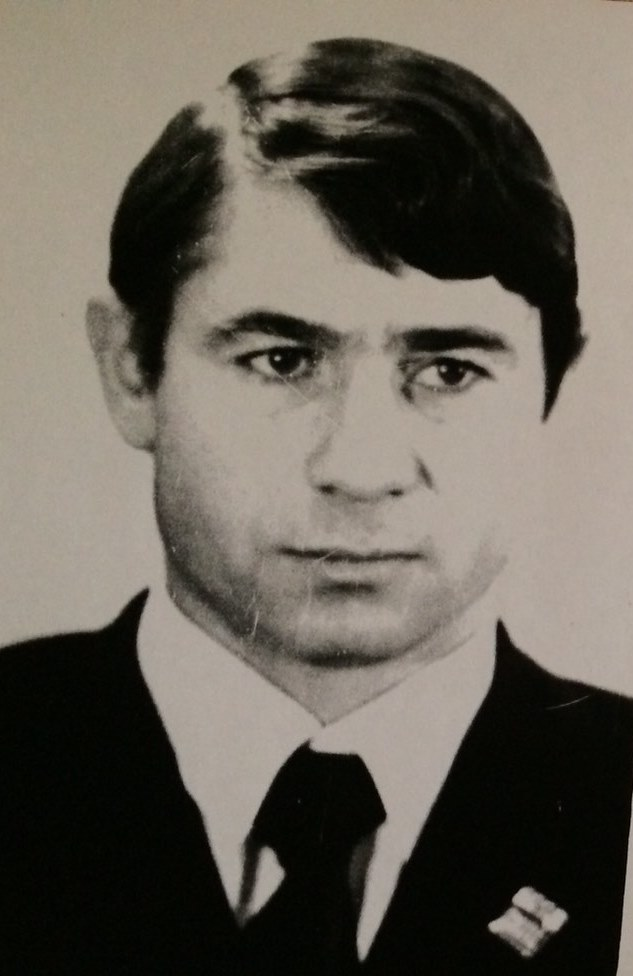 Великов Константин Андреевич