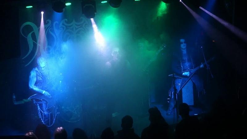 MOLPHAR March Of Satan Live at Halloween Sign Of Samhain Volume Club Kyiv 02 11 2019