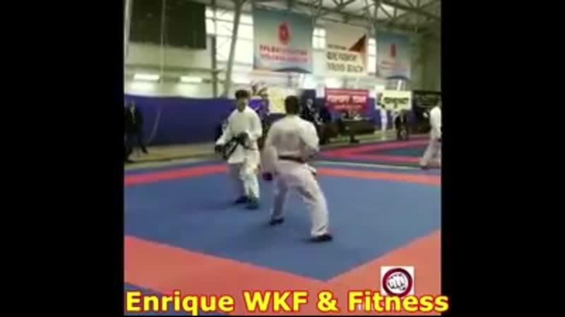 Ashi Barai technique part II