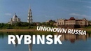 Rybinsk - provincial town in Russia - travel vlog. Off the beaten path along the Golden Ring Route