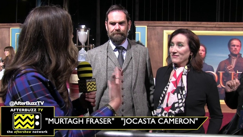 Duncan Lacroix and Maria Doyle Kennedy Talk The Excitement Surrounding Season 5 of Outlander