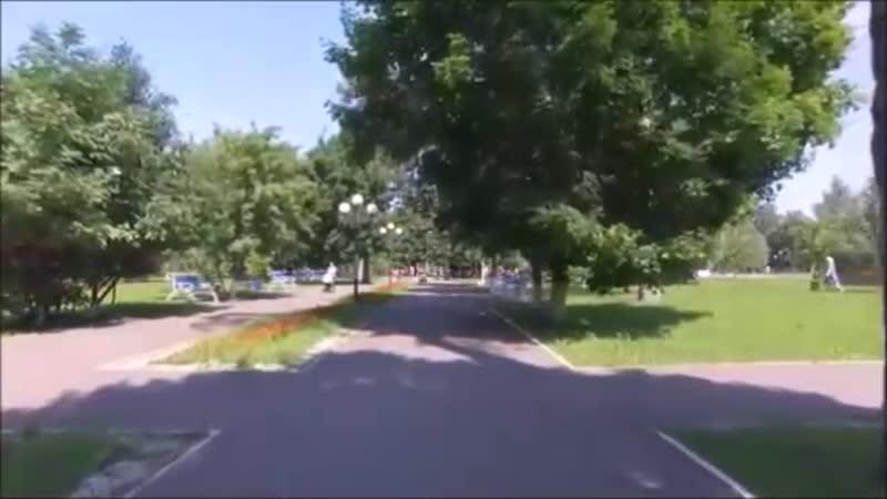 Видео круиз в город Чистополь