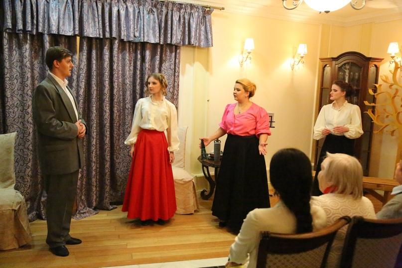 XIV театральный сезон «Крыльев», изображение №13