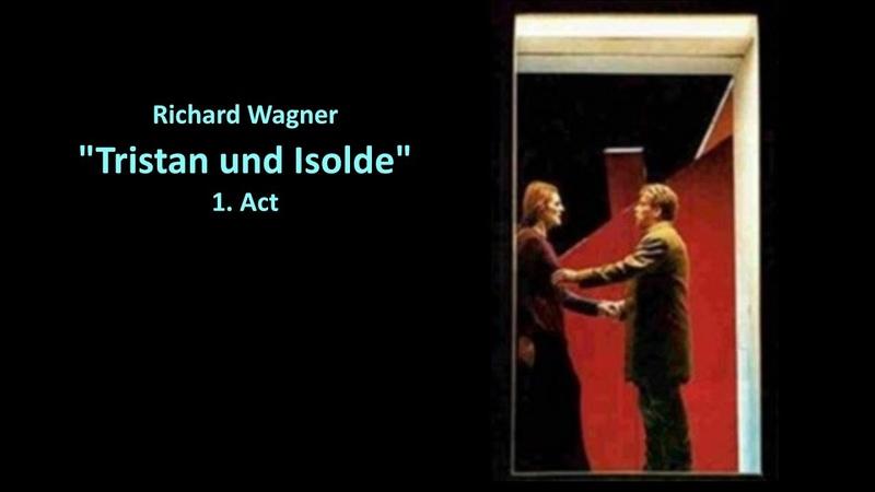 Richard Wagner Tristan und Isolde Live From Copenhagen 1999 Subtitles in German and English