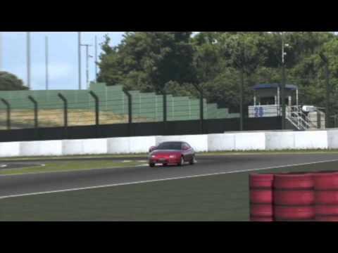 Mazda Lantis vs. Honda NSX