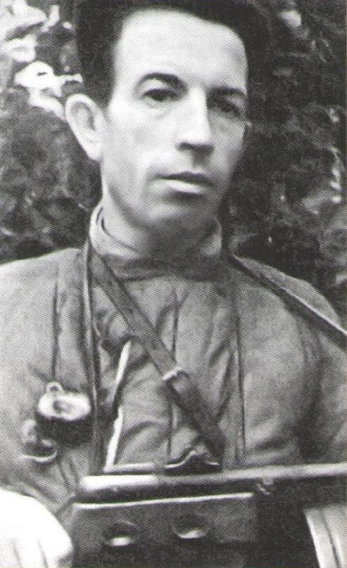 Дмитрий Михайлович Горбачев во время войны