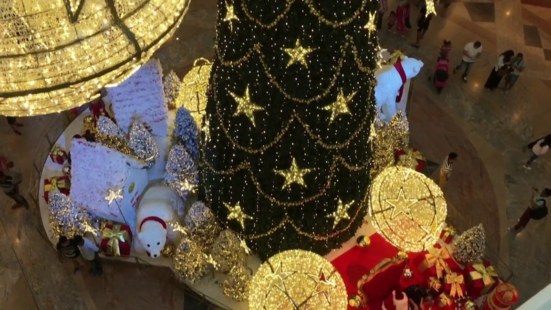 Новый Год в Дубае Happy New Year in Dubai 2017