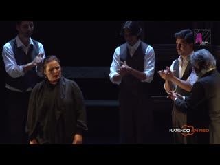 La Compaa Mara del Mar Moreno presenta su espectculo Sonos negros