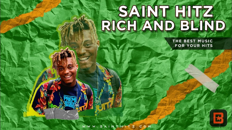 FREE BEAT | Saint Hitz - Rich And Blind (Juice WRLD Type Beat) | New Beat Juice WRLD | Type Beat