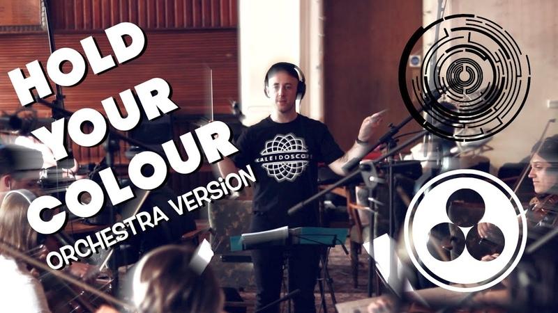 Pendulum - Hold Your Colour, Noisia Remix [Orchestra Version]
