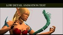 Making of the Blood Elf Shot Burning Crusade Cinematic
