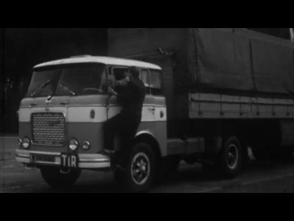 Kamionisti v roku 1968