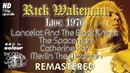 Rick Wakeman - Lancelot And The Black Knight / The Spaceman / Catherine Parr / Merlin - Live BBC 76