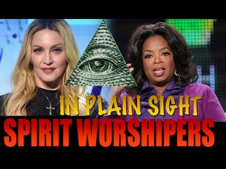 In Your FACE!! MADONNA Admits to DEMON Possession with OPRAH Winfrey!! MUST SEE!