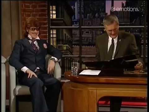 Helge Schneider in der Harald Schmidt Show (24.11.1999)