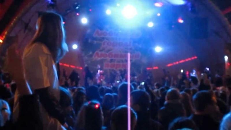 Крутая дискотека Парк Горького Харьков Хэллоуин Steep disco Gorky Park Kharkov
