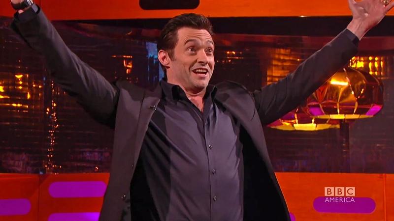 Hugh Jackman's most embarrassing moment The Graham Norton Show