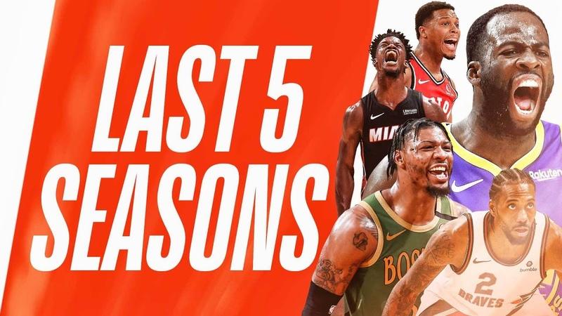BEST Hustle Diving Plays Last 5 Seasons