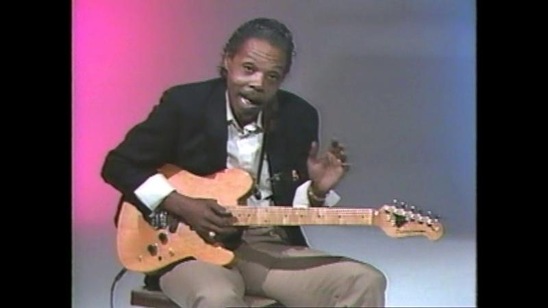 Cornell Dupree Rhythm guitar techniques Memphis Soul Stew and etc Tutorial vid Part 9 of 12