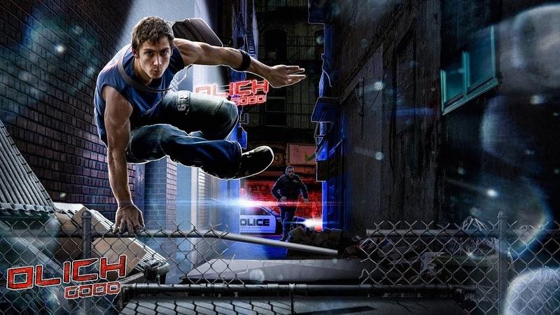 Процесс создания экшен сцены Run away Speed Art