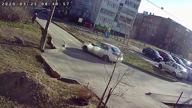 Похищение человека в Егорьевске средь бела дня