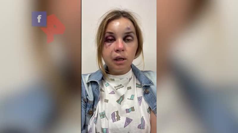 Будь умницей и не пострадаешь украинскую телеведущую попытались изнасиловать