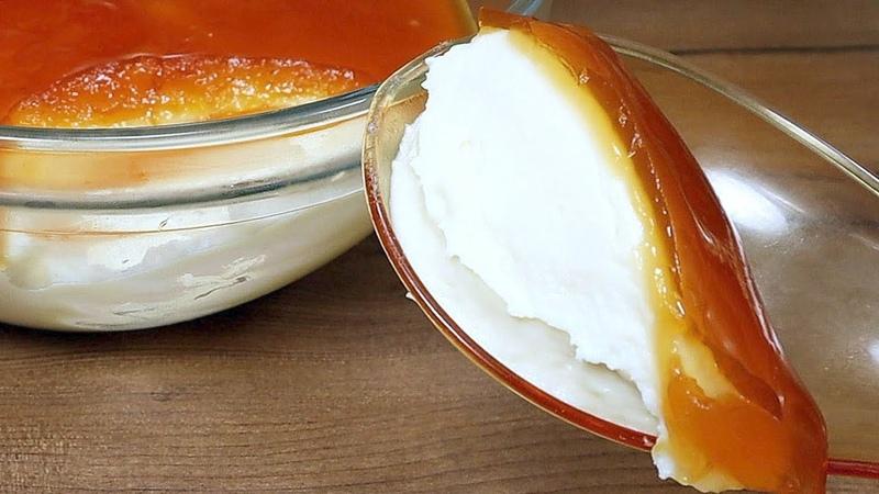 Hast du Milch Machen Sie dieses wunderbare Dessert ohne Ofen 97