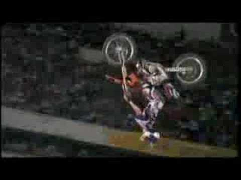 Red Bull X Fighters 2006 Highlights HUGE air