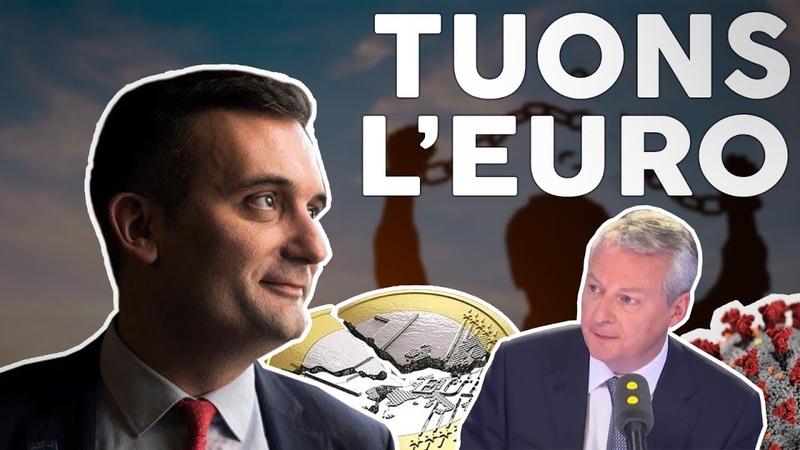 Sortons de l'euro ET VITE