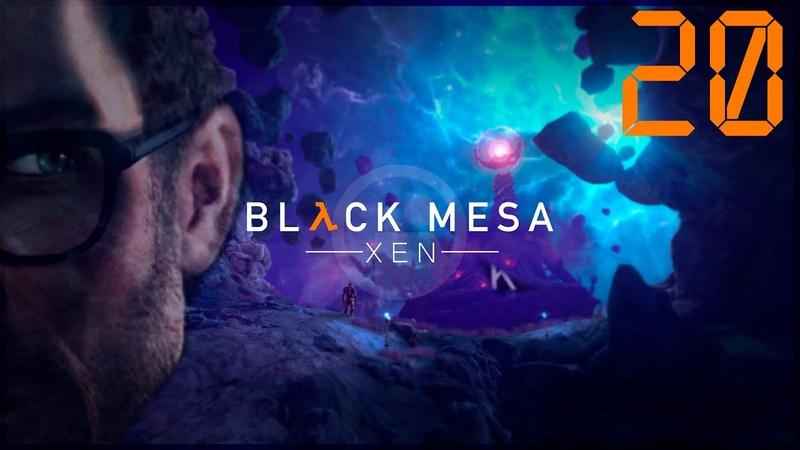 Black Mesa 20 ▶ Прохождение Хедкраб переросток