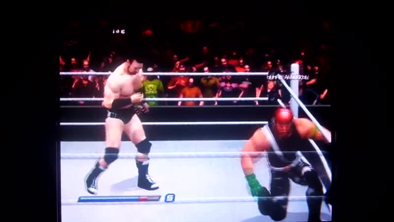 WWE SmackDown vs Raw 2011 Sheamus vs Jag Шеймус против Джага 11DeadFace