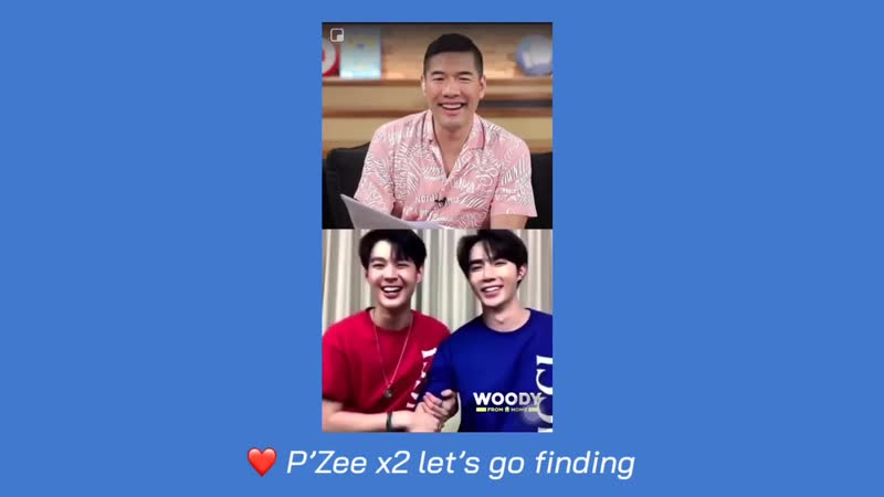 「EngSub」when N'Saint pleads his P'Zee who can count how many times Supsup call his P'Zee in this 46s vdo 😂
