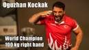 OGUZHAN KOCHAK (Oğuzhan Kocak) 2019 100 kg World Champion