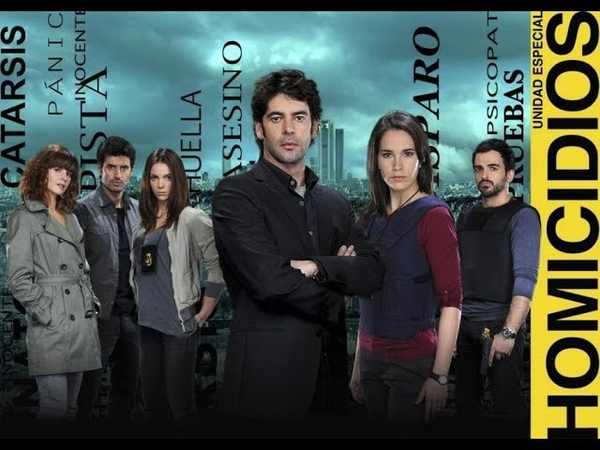УБИЙСТВО 1 сезон 1 3 серия Детектив Триллер Мелодрама Испания