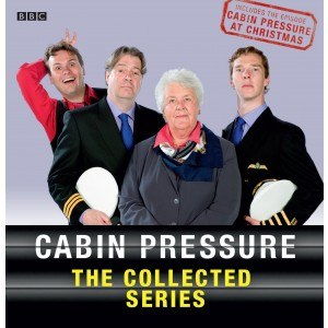 CABIN PRESSURE - Series 01 to 04 - BBC Radio 4