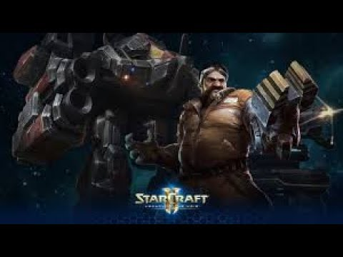 Swann vs Nova StarCraft 2 Direct Strike Commanders 40